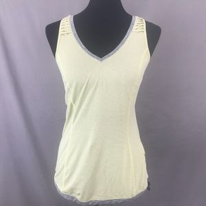 Lululemon Women's V-neck Racerback Sleeveless Tank